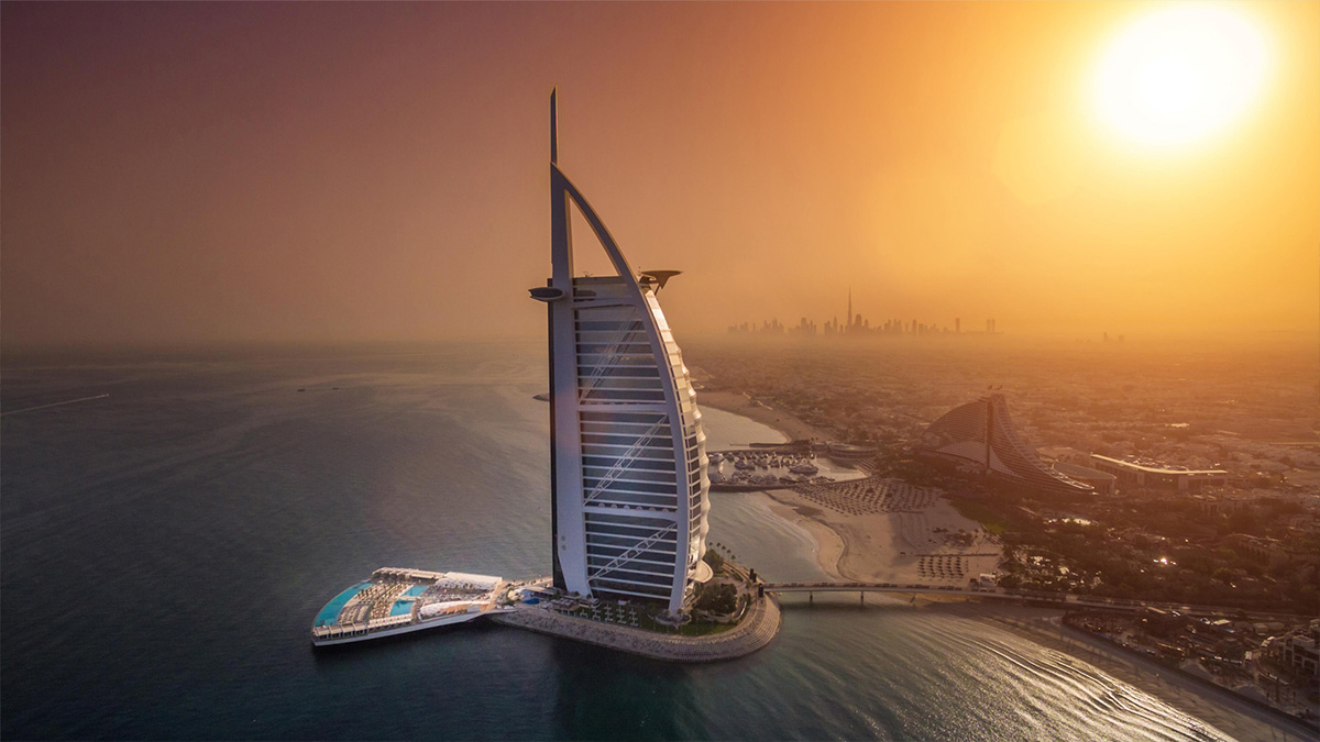 best holiday packages Dubai